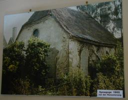 Synagoge Michaelbach Lücke vor der Renovierung